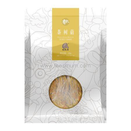 悦牧田有机茶树菇