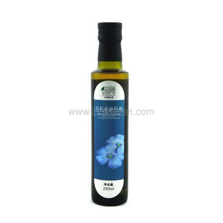 福藤vert有机亚麻籽油